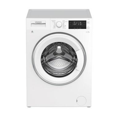 Grundig GWM 10001 A+++1200 D 10 Kg Çamaşır Makinesi-Kata Teslim!! Renkli